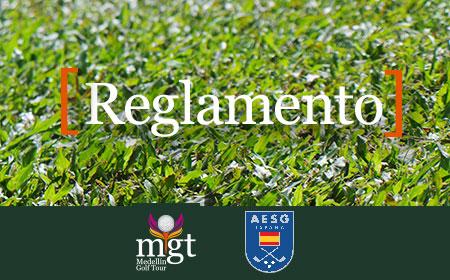Reglamento MGT 2017 AESGOLF
