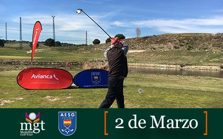 Clasificaciones MGT 2017<br>Centro Nacional de Golf, Madrid