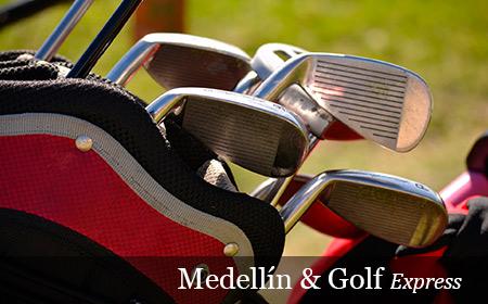 Dia de Golf Medellín