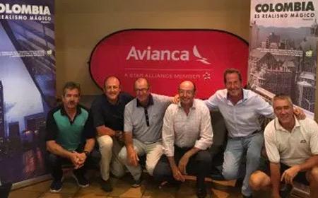 Finalistas Medellín Golf Tour AESGOLF 2017
