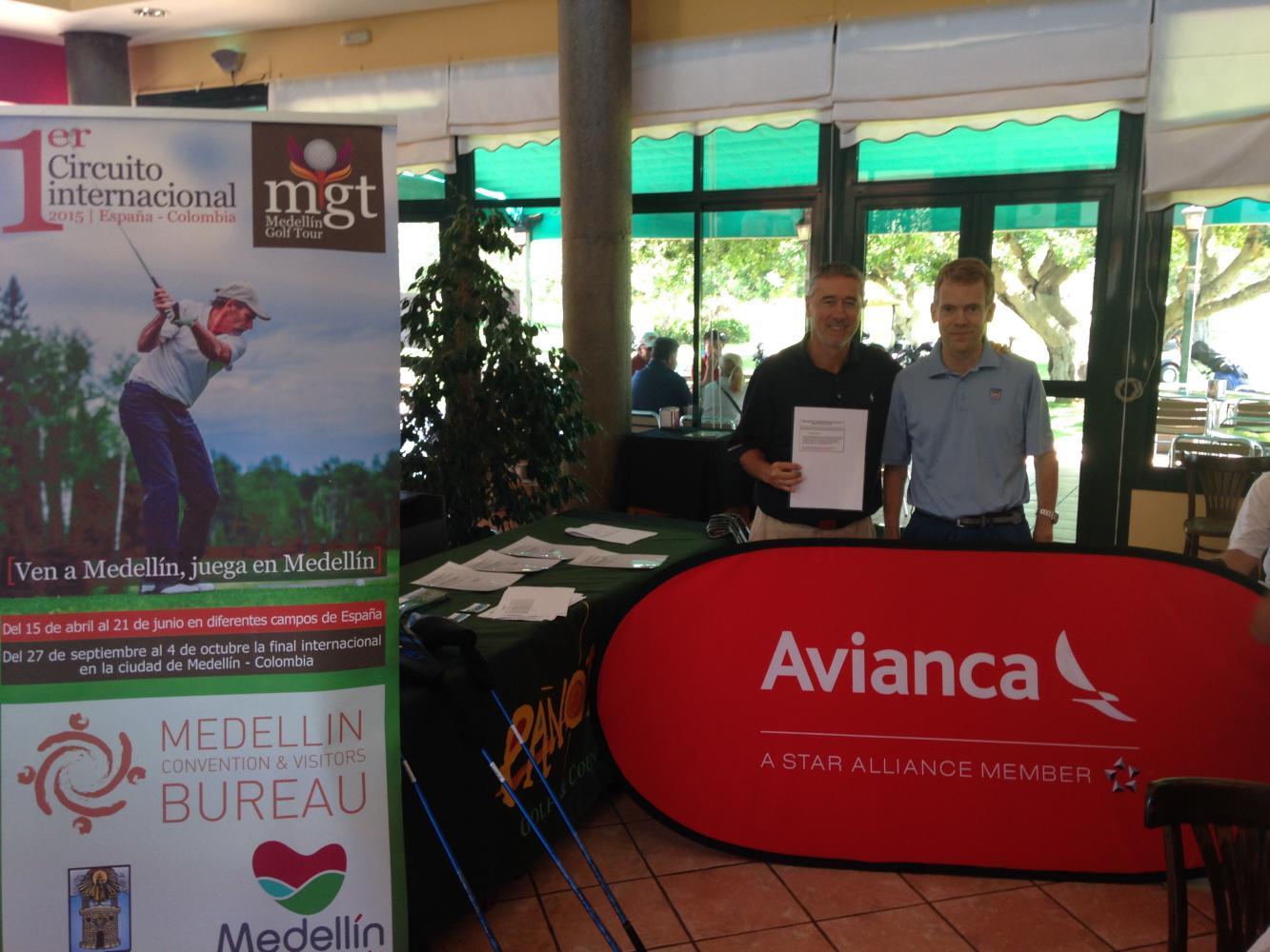 El Medellín Golf Tour vibró  con una final de altura en Castellón - Es