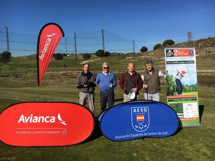 1er Torneo MGT 2016 - Centro Nacional de Golf