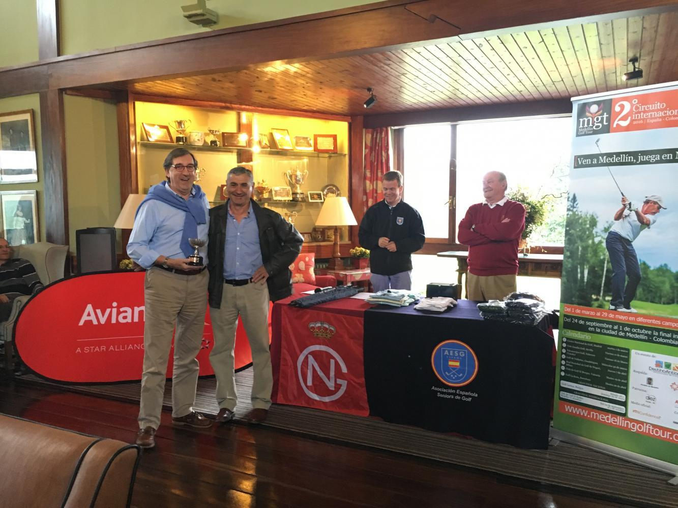 5to Torneo MGT 2016 - Real Sociedad de Golf de Neguri, Bilbao