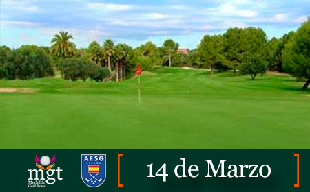 Club de Golf Costa Dorada, Terragona